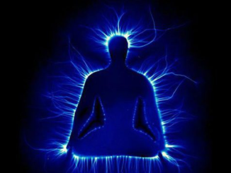 Meditation chi physically exists